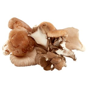 Waitrose Mixed Exotic Mushrooms