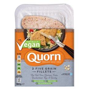 Quorn 2 Five Grain Fillets