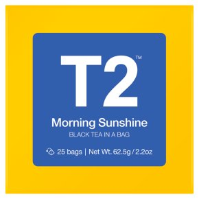T2 Morning Sunshine Tea 25 Bags