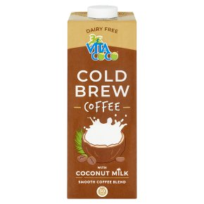 Vita Coco Cold Brew Coffee with Coconut Milk