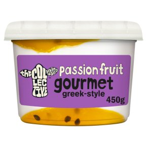 The Collective Dairy Passion Fruit Yoghurt