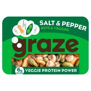 Graze Veggie Protein Power