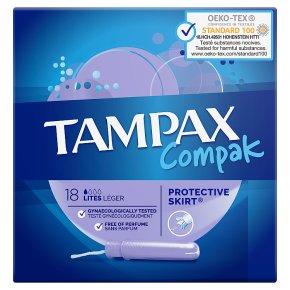 Tampax Compak Lites