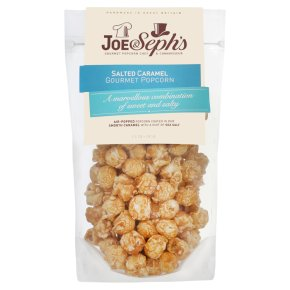 Joe & Seph's Caramel with Sea Salt Popcorn