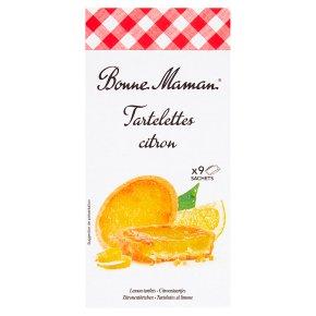 Bonne Maman 9 Tartlets with Lemon