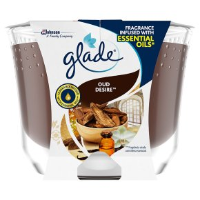 Glade Candle Oud Desire