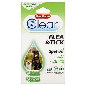 Bob Martin Clear flea & tick spot on