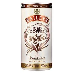Baileys Mocha Iced Coffee
