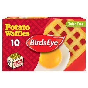 Birds Eye 10 Potato Waffles