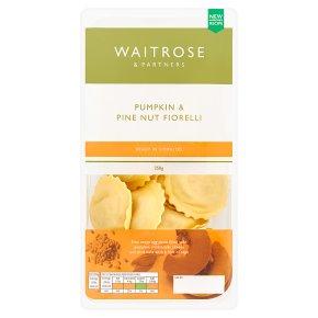 Waitrose Pumpkin & Pine Nut Fiorelli