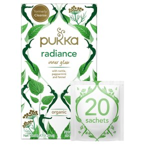 Pukka Cleanse 20Herbal Tea Sachets