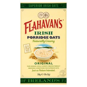 Flahavan's Irish Porridge Oats 10s Original