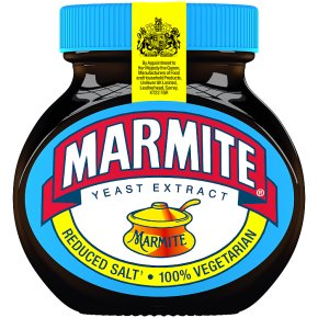Marmite Yeast Extract Reduced Salt