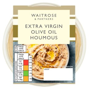 Waitrose extra virgin olive oil houmous waitrose waitrose extra virgin olive oil houmous200g solutioingenieria Image collections