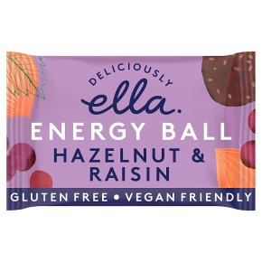 Deliciously Ella Hazelnut & Raisin