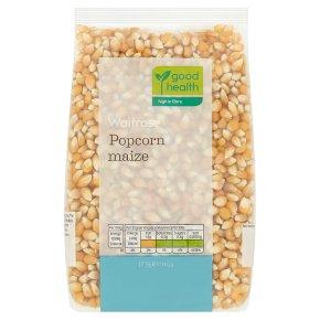 Waitrose LoveLife Popcorn Maize