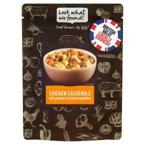Look What We Found Chicken Casserole