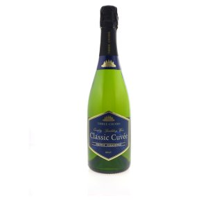 Three Choirs Classic Cuvée NV, English, Sparkling Wine