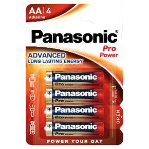 Panasonic pro power AA 1.5V