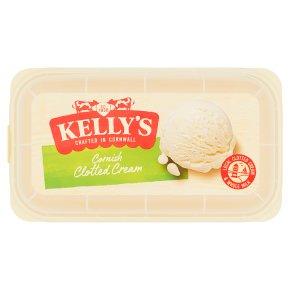 Kelly's Clotted Cream Ice Cream