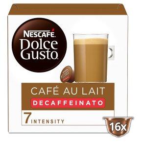 Nescafe DG Decaf Cafe au Lait