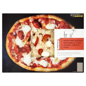 Waitrose 1 mozzarella & tomato pizza