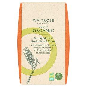 Waitrose Duchy Organic strong malted grain bread flour
