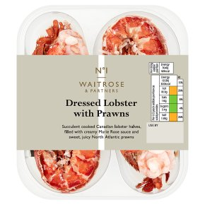 Waitrose Christmas Dressed Canadian Lobster