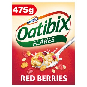 Oatibix Flakes Red Berries