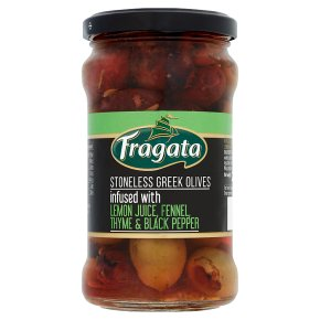 Fragata Greek Olives Lemon