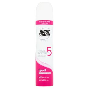 Right Guard Women Total Defence 5 Sport Anti-Perspirant