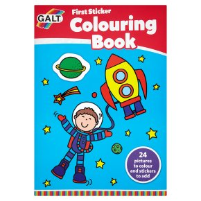 Galt my first colouring book
