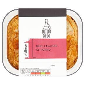 Waitrose 1 beef lasagne al forno