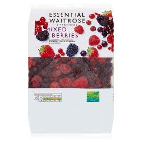 essential Waitrose Berries