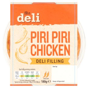 The Deli Piri Piri Chicken Deli Filling