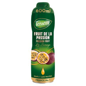 Teisseire passion fruit le sirop