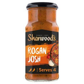 Sharwood's rogan Josh