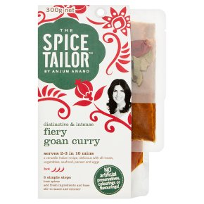 The Spice Tailor Fiery Goan Curry