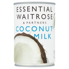 essential Waitrose coconut milk