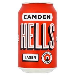 Camden Hells Lager London