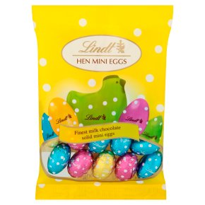 Lindt Hen Mini Eggs
