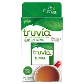Truvia Sweetener 100 Tablets