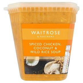 Waitrose Burmese chicken soup