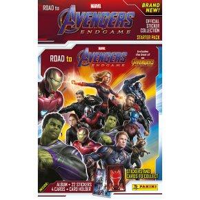Marvel Avengers Endgame: Starter Pa