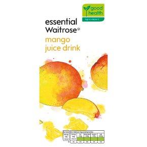 essential Waitrose Mango Juice Drink
