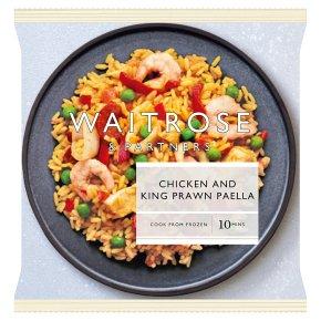 Waitrose Chicken & King Prawn Paella