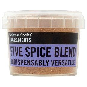 Waitrose Cooks' Ingredients five spice blend
