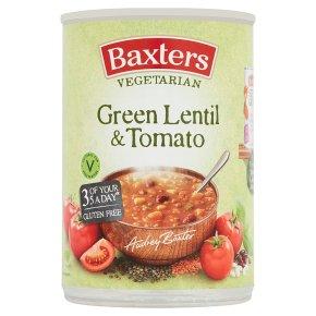 Baxters vegetarian puy lentil & tomato