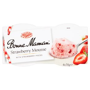 Bonne Maman Strawberry Mousse