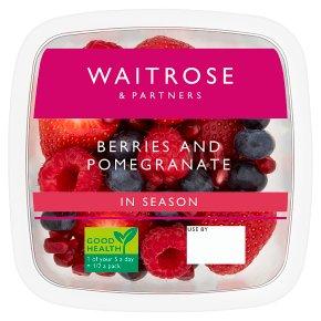 Waitrose Berries & Pomegranate